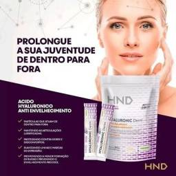 COLÁGENO HIDROLISADO VERISOL COM ÁCIDO HIALURÔNICO