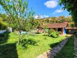 Título do anúncio: Casa com 3 dormitórios à venda, 155 m² por R$ 550.000,00 - Granja Florestal - Teresópolis/