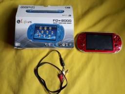 Game retrô tipo PSP R$180