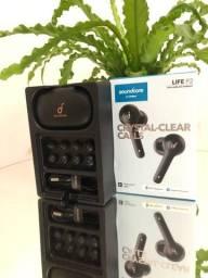 Fone Bluetooth Anker Soundcore Life P2 Cancelamento de Ruído
