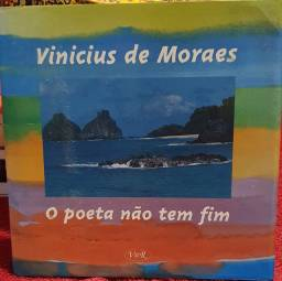 Livro Vinícius de Moraes