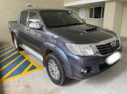 Hilux SRV 4X4  Diesel - Automático