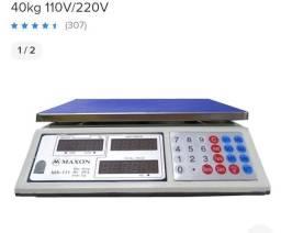 Vendo balança digital R$ 320 Fone *
