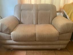 Título do anúncio: Conjunto sofá de tecido impermeável
