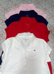 Camisa feminina Tommy Hilfiger original ( 80,00 cada)
