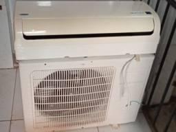Evaporadora e condensador
