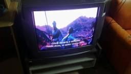 Vendo essa TV de tubo de 29 polegada interessado me chamar no zap. *.