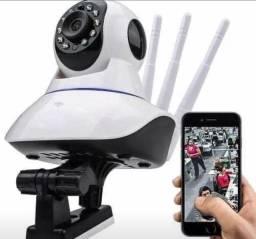 camera ip com 3 antenas