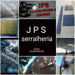 Título do anúncio: JPS serralheria