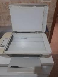 Impressora HP 2546 usada multifuncional