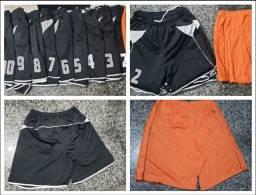 Uniformes de futebol com shorts e chuteiras 48 peças
