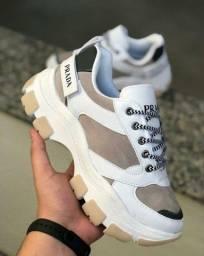 Sapato Prada (34 ao 39) entrega gratuita para toda João pessoa
