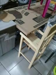 Cadeira de alimentação infantil novas