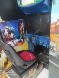 Videogame do carro