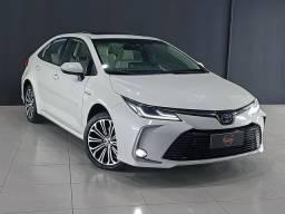 Título do anúncio: Toyota Corolla Altis Prem. Hybrid 1.8 Flex Aut Mod 2020