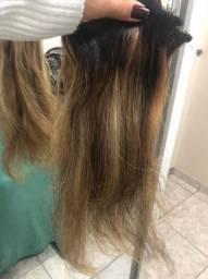Mega Hair ponto Americano