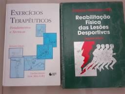 Fisioterapia livros
