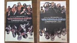 Título do anúncio: Walking Dead - Compendium Vols 1 e 2