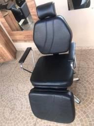 Título do anúncio: Cadeira hidráulica impecável