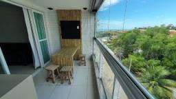Apartamento na Praia de Bacútia para locação anual