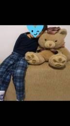 Pijama infantil divina noite tamanho 4