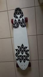 Skate Longboard flexível estilo pranchinha