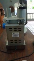 Processador Industrial Inox P/ Ralardesfiar Fatiar Pab-300