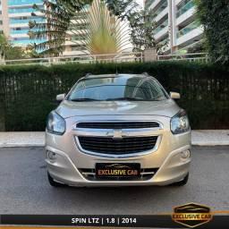 Chevrolet Spin LTZ 1.8 - 2014 AUT