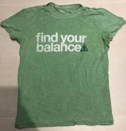 Título do anúncio: Camisa Osklen Verde - Tamanho P