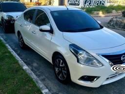 Nissan Versa 1.6 Unique 22 mil rodados