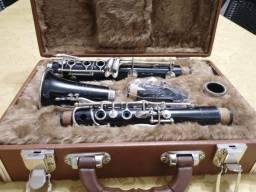 Clarinete Sib Century Americana 17 Ch Estojo
