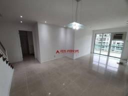 Apartamento com 3 dormitórios para alugar, 205 m² por R$ 6.300/mês - Barra da Tijuca - Rio