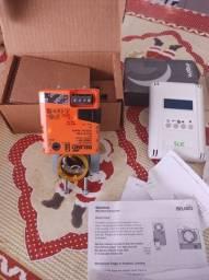 Válvula atuador e termostato digital