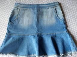 Saia jeans Hering Tam. 36