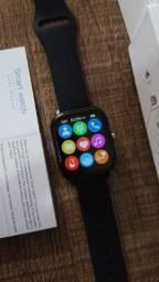 Smartwatch P8 Pro Max / Dt36 relógio inteligente tela hd 1.75 polegadas