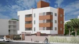 Apartamento em Mangabeira com 2 quartos e Piscina churrasqueira. Em construção