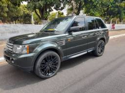 Título do anúncio: Range Rover Sport V8 diesel 2008