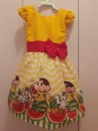 Vestido de festa da Magali