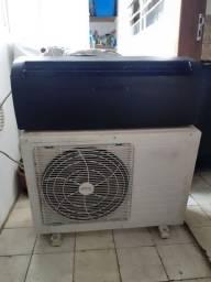 Ar condicionado Split 12.000BTUs valor 750