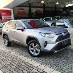 Título do anúncio: TOYOTA RAV4 2019/2019 2.5 VVT-IE HYBRID S AWD CVT