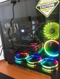 Setup Gamer Completo - Ryzen 7 e RTX 2070 Super