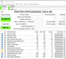 HD 320GB maxto