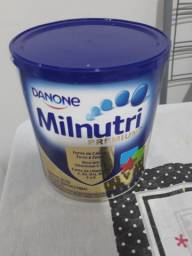 Lata de leite  da grande 2.00 vazia