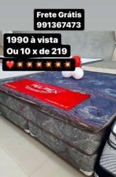Super King Pelmex Molas Ensacadas Nova Zerada Promoção frete grátis