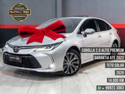 TOYOTA COROLLA 2.0 ALTIS PREMIUM 16V FLEX 4P AUTOMÁTICO