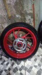 Rodas de Twister