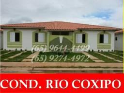 Condomínio Rio Coxipo ao lado do Belvedere casa de 03 quartos sendo 01 suíte