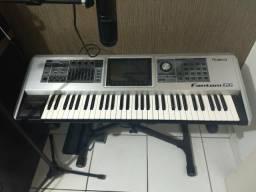 Teclado Roland Fantom G6