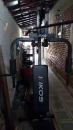 Estação de Musculação Kiko's Fx6