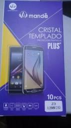 Pelicula Vidro Temperado Sony Z3 Escudo Blindado